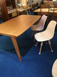john lewis duhrer extending dining table with 4 new chairs rrp 999