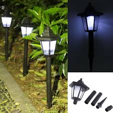 high quality outdoor lighting. hot sale high quality outdoor led solar lawn lamp hexagon light landscape garden powered hex light-in ornaments from home lighting