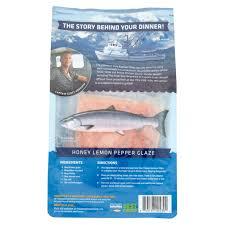 fishpeople wild caught keta salmon individual fillet portions walmart