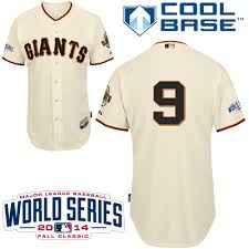 San World Jersey Series Giants Francisco