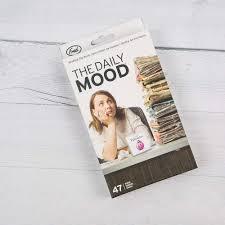 Emoji A Day A Daily Mood Flip Chart The Daily Mood Desk Flip Chart