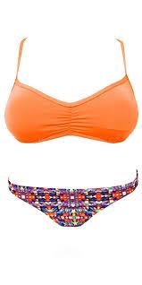 Amazon Com Ca By Vitamin A Swimwear Womens Ora Crisscross