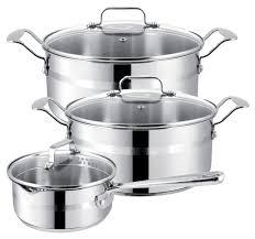 <b>Набор посуды</b> Tefal Jamie Oliver E874S574 <b>6 пр</b>. — купить по ...