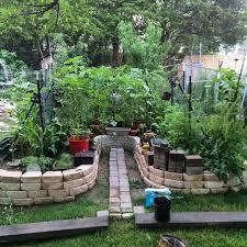 Keyhole Garden Design Extraordinary Keyhole Garden Design Home Design Ideas