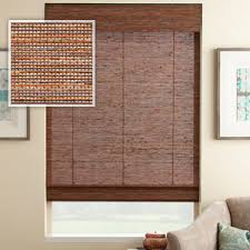 bamboo window blinds. Woven Wood Bamboo Window Blinds