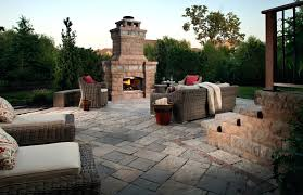 high end outdoor living spaces installed in a day install it direct cost of outdoor fireplace