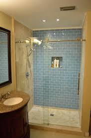 glass subway tile shower infinity blue glass subway tiles rocky point tile glass and blue glass glass subway tile shower
