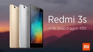 Xiaomi, redmi 3S /3X - Прошивки miui (OS