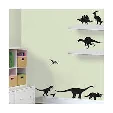 this dinosaur design wall sticker pack is perfect for adding decoration to a kids bedroom  on dinosaur bedroom wall stickers with this dinosaur design wall sticker pack is perfect for adding