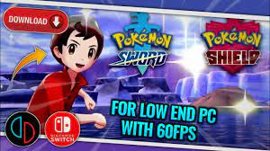 NEW!] How To Download And Play Pokemon Sword And Shield On Low End Pc Using  Yuzu Emulator! NEW! - YouTube