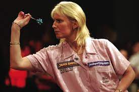 Trina Gulliver World Darts Champion - SIM
