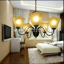 Contemporary Style European Living Room Crystal Chandelier Lights Lustre  Royal Romantic Dining Room Bedroom Chandeliers Fixtures