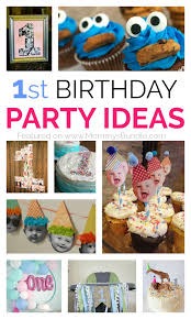 25 unique first birthday party ideas to