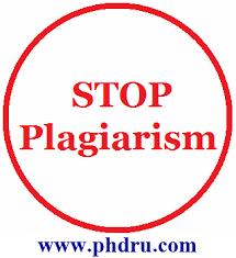 Как проверить диссертационное исследование на плагиат phd в России stop plagiarism