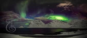 The Northern Lights N H Teetelli Fine Art Photography
