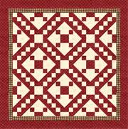 Jacob's Ladder: Examples of Layouts | Quilt Patterns & Blocks ... & Jacob's Ladder: Sewing the Block up Dimensional Flowers › Adamdwight.com