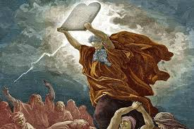 Image result for RE Christianity 10 commandments
