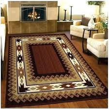 rustic multi area rug rugs 8x10 large rustic area rugs enjoyable ideas rug awesome home interior design lovely brown xv in business