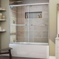Sliding Glass Shower Doors for Tub Fresh Bifold Glass Tub Shower ...