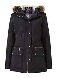 Barbour Kelsall waxed jacket ...