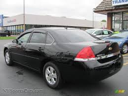 Impala black chevy impala : 2008 Chevrolet Impala LT in Black photo #13 - 272179 ...