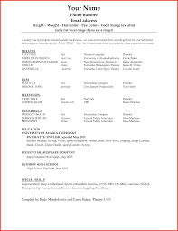 Resumes On Microsoft Word 1 Resume 14 Template Experience Free