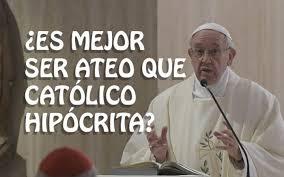 Resultado de imagen para la verdad en el papa Francisco