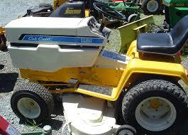cub cadet garden tractors. International Cub Cadet 1650 Garden Tractors