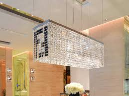 dining room crystal chandelier. Modern Contemporary Luxury Linear Rectangular Double F Island Dining Room Crystal Chandelier Lighting Fixture