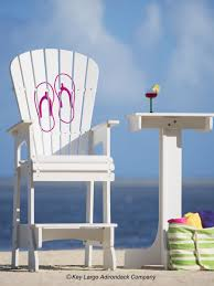 Flip Flop Chair Chairs 311 Flip Flops Lifeguard Style Chair Mansion Athletics