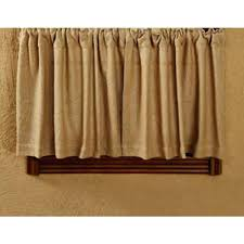 burlap curtains lined decorating rustic style curtain panels diy