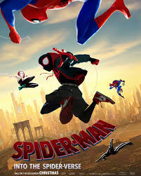 spider man into the spider verse review