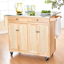 kitchen island carts small with seating large cart big lots utility isla