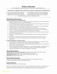 Cover Letter For Property Manager Assistant Best Of Property Manager