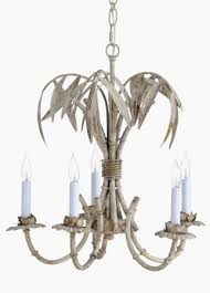 bamboo grove chandelier gray by chelsea house 21 d x 21 h