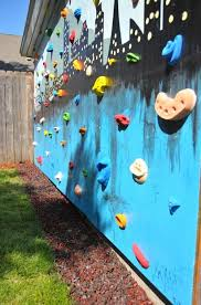 whether you want to build a simple indoor structure or an impressive backyard maze take a look at these inspiring rock climbing walls to get you started