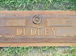 Rosella Dudley (1931-Unknown) - Find A Grave Memorial