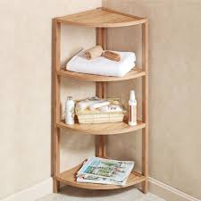 Corner Shelf Designs For Bathroom Countertop Corner Shelf Bathroom Design Ideas Decoratorist