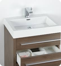 modern bathroom vanities for less. elegant 24 inch gray oak modern bathroom vanity medicine cabinet with drawers ideas vanities for less