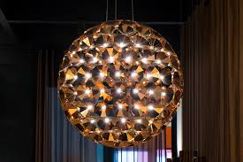 becker lighting. Elaine LED Pendant Lamp With Copper Reflectors By Daniel Becker Design Studio Berlin For Quasar Holland Lighting