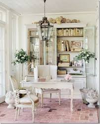 shabby chic office decor. Attractive Shabby Chic Office Decor Library Inspiration I