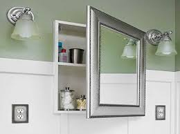recessed bathroom medicine cabinets. Furniture:Modern Medicine Cabinets Recessed Bathroom Mirrors Astralboutik Intended Home Decor Ideas Elegant Cabinet 14 A