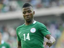 Image result for Kelechi Iheanacho with the Eagles