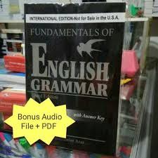Kunci jawaban buku buku understanding and using english grammar third edition adalah bukugrammar edisi ketiga karya betty schrampfer azar yang telah dilengkapi dengan kunci. Buku Grammar Pdf Ilmusosial Id