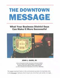 the downtown message  the downtown message cover