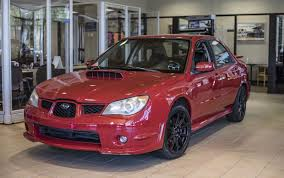 For Sale: 2006 Subaru WRX from Baby Driver film, RWD conversion ...