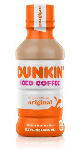The caramel iced coffee is the favorite drink for most people. Caffeine In Bottled Iced Coffee Dunkin Donuts