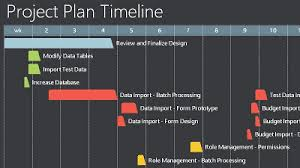 Examples Of Timelines For Projects Timeline Examples Free Timeline Template Chart Samples