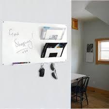 office key holder. 3 In 1 Magnetic Memo Board, Letter Rack And Key Holder - White Office