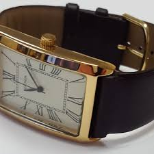 sekonda mens gold coloured square dial r numeral leather sekonda mens gold coloured square dial r numeral leather fashion watch 3027
